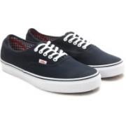 Vans AUTHENTIC Men Sneakers For Men(Blue)