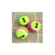 ELECTROPRIME® Pet Products pet toys dogs cats tennis Balls Toys Ball Molar tooth cleaning dog chews toy training balls