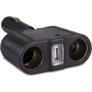 Accesoriu auto libox LIBOX splitter bricheta 2, 12V / 24V, + 1x LB0126 USB