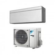 Daikin Climatizzatore/Condizionatore Daikin Monosplit Parete Stylish Inverter 7000 btu Silver (Argento) FTXA20AS/RXA20A