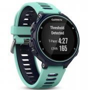 Garmin Forerunner 735XT GPS Watch - Midnight Blue/Frost Blue