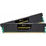 CORSAIR Vengeance DDR3 16GB KIT - 1600MHz - 2 x 8 GB - 10-10-10-27 - CML16GX3M2A1600C10