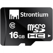 Strontium Nitro Micro Sd Cards With Adapter USB Card Reader Adapter 32 GB