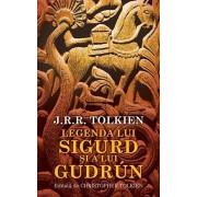 Legenda lui Sigurd si a lui Gudrun (editie bilingva)