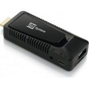 telesystem 21005241 Smart Box Hd Wifi Usb Per Premium Play Hdmi Lan Microsd - Tsplay 21005241