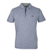 New In Town Polo Blauw Bril