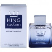 Antonio Banderas King of Seduction eau de toilette para hombre 100 ml