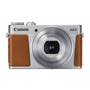 Canon PowerShot G9 X Mark II - Câmara digital - compacta - 20.1 MP - 1.080p / 60 fps - 3x zoom óptico - Wi-Fi, NFC, Bluetooth -