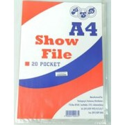 Psd Filp File 20 Page A4, Retail Packaging, No