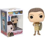 Figurina POP DC Amazon Wonder Woman Exclusive