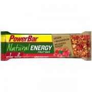 PowerBar Fruit Bar Cranberry 1x40g - Male - Goud - Grootte: One Size