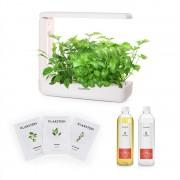 Klarstein GrowIt Cuisine Starter Kit Europa, 10 növény, 25 W LED, Europe seeds vetőmagok, tápoldat (Klarstein_Start_C2)