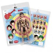 The Monkees 8 Inch Retro Action Figure Variants: Jungle Davy Jones