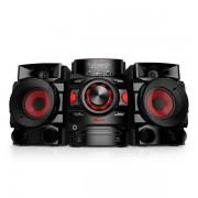 LG CM4340 Микро Hi-Fi система с Auto DJ и Bass Blast