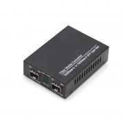 Digitus Conversor de Meios SFP Gigabit Multimodo/Monomodo