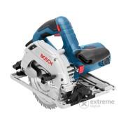 Fierastrau circular Bosch Professional GKS 55+ G, L-Boxx + FSN 1600
