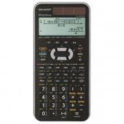 Kalkulator tehnički 102mjesta 556 funkcija Sharp EL-W506XSLC srebrni 000023401