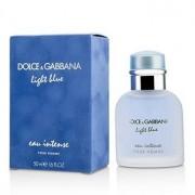 Dolce & Gabbana Light Blue Pour Homme Intense Eau De Parfum 50 Ml Spray (3423473032861)