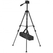 FIIASA Yunteng VCT 3388 Tripod for Mobile DSLR Video Camera with Carry Bag And Mobile Bracket
