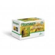 ABOCA SpA SOCIETA' AGRICOLA Aboca Fitomagra Drena Plus Herbal Tea 20 Bolsas de 2G