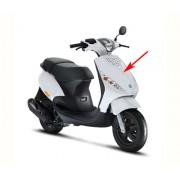 Voorkap Piaggio ZIP 2000 Kleur: Wit