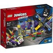 Lego juniors 10753 the joker attacco alla bat-caverna