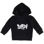 kapucnis pulóver gyermek Lordi - Logo - Metal-Kids - MK204
