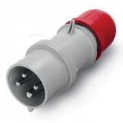 Scame Spina Mobile Optima 32a 3p+t 380-415v 6h