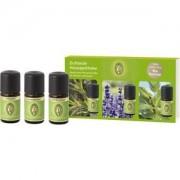 Primavera Health & Wellness Essential oils The fragrant home apothecary Lavender fine 5 ml + Tea tree organic 5 ml + Peppermint organic 5 ml 1 Stk.