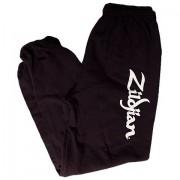 Zildjian Classic T7113 Black Pants White Logo L Hose