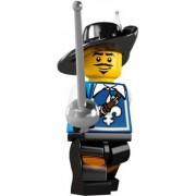 Lego Minifigurer serie 4 Musketör