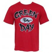 tricou stil metal bărbați Green Day - Ghina Dragon - BRAVADO - GDY1303