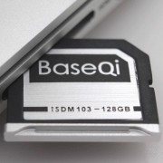 BASEQI 103MSV 128GB micro SD (TF) geheugenkaart voor MacBook Air/Pro laptops