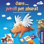 JOC EDUCATIONAL KOSMOS OARE...PORCII POT ZBURA? - K24026