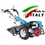 413S Motocultor Bertolini cu motor Honda GX 340 , putere 11 CP , freza de pamant de 70 cm , roti pneumatice cu ecartament reglabil