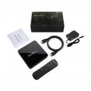 MXR PRO+ Digital Smart TV Box 4GB+32GB Android 7.1 2.4G/5G WiFi Reproductor De 4K