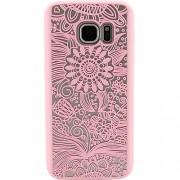 Husa Capac Spate Spirit Natural Roz Samsung Galaxy S7 YUPPI LOVE TECH