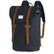 Sandqvist Stig Canvas Backpack Blue