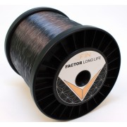 FIN FACTOR LONG LIFE 5000m/sivá0,14mm 4lbs