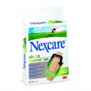 Sebtapasz, 10 db, 3M Nexcare Comfort
