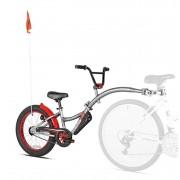 WeeRide Bicicleta Tandem Co-Pilot XT WeeRide 4 anos