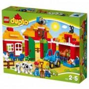 Конструктор ЛЕГО ДУПЛО-ГОЛЯМА ФЕРМА,LEGO DUPLO-Big Farm, 10525