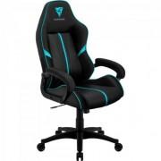 Cadeira Gamer Profissional BC-1 EN61867 PRETA/CIANO THUNDERX