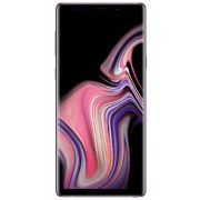 "Telefon Mobil Samsung Galaxy Note 9, Procesor Octa-Core Snapdragon 845, Super AMOLED Capacitive touchscreen 6.4"", 8GB RAM, 512GB Flash, Camera duala 12MP, 4G, Wi-Fi, Dual Sim, Android (Lavender Purple) + Cartela SIM Orange PrePay, 6 euro credit, 6 GB inte"