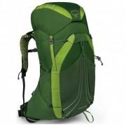 Osprey - Exos 58 - Sac à dos trek & randonnée taille 58 l - L;58 l - M;58 l - S, vert olive;noir