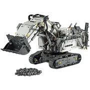 LEGO Technic 42100 Liebherr R 9800 Exkavátor