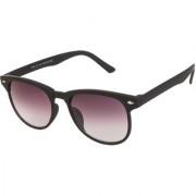 Arzonai Tints Wayfarer Black-Black UV Protection Sunglasses For Men & Women MA-7136-S1