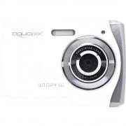 Digitalni fotoaparat Easypix W1024-I Splash 16 MPix Bijela Podvodna kamera