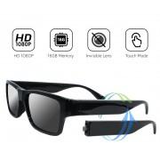 Špionážne okuliare s FULL HD kamerou na diaľkové ovládanie