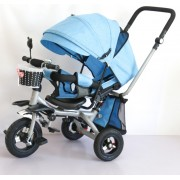 "Tricikl Playtime ""RELAX"" model 413/1 ROTO plavi"